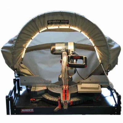 MITER SAW DUST HOOD REVIEWS